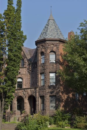 Summit Avenue Romanesque architecture