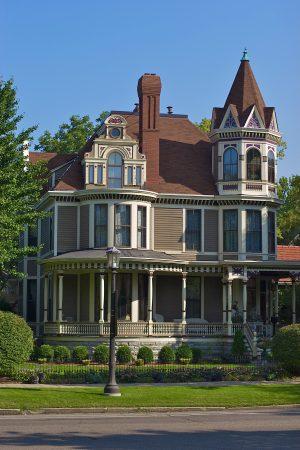 W. W. Bishop House, 1891