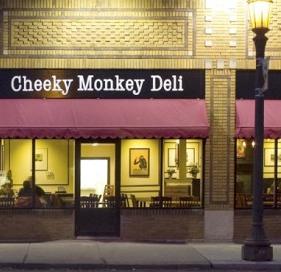Cheeky Monkey Deli, Selby Avenue, St. Paul