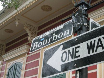 Bourbon Street, NOLA