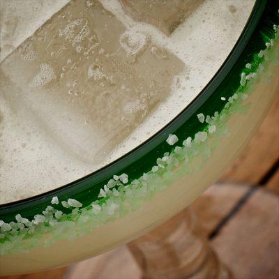 Salt Rimmed Margarita