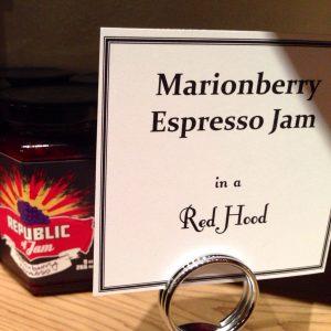 Marionberry Espresso Jam