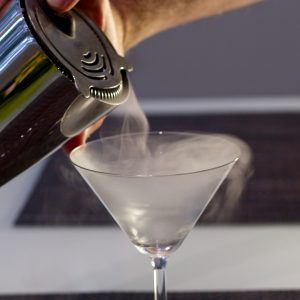 Pouring Air Cocktails