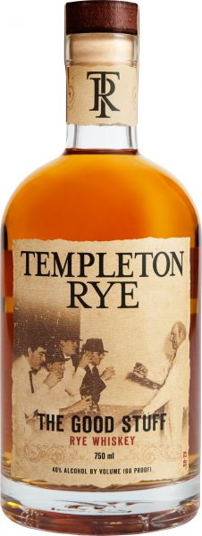 Templeton Bottle