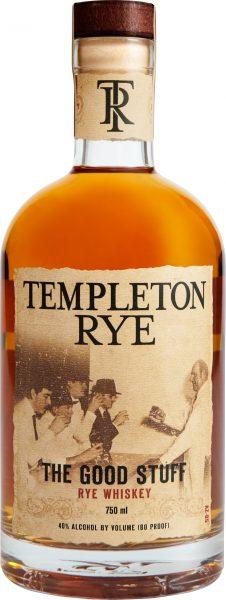 Templeton Bottle