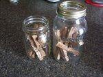Oak Sticks Jar Sized